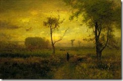 George-Inness-Sunrise-1887